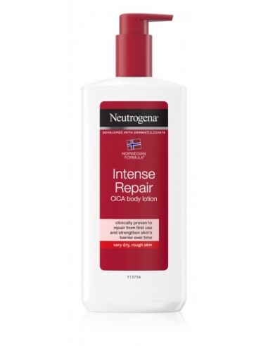 NEUTROGENA INTENSE REPAIR CICA LOCION...